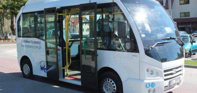 Gmina Stawiguda postawi na komunikację autobusową