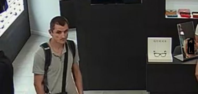 Artykuł: Okradł salon optyczny na kwotę 1000 zł. Rozpoznajesz go?