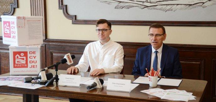 Artykuł: Olsztyński Budżet Obywatelski 2020 – ruszyło głosowanie
