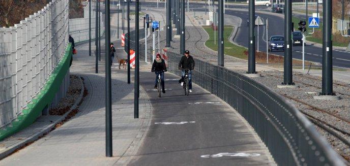 Artykuł: Już wkrótce rowerem dojedziemy m.in. do Jonkowa i Dywit. Będzie więcej tras