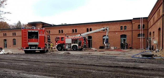 Artykuł: Nocny pożar w Banku Żywności. Straty oszacowano na 5 mln zł! [AKTUALIZACJA]