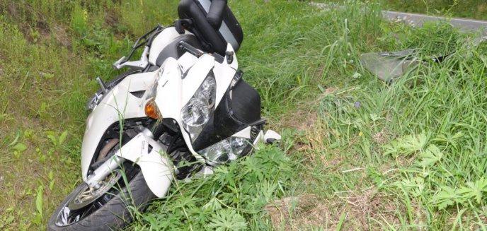 Artykuł: Sprawa śmiertelnego wypadku motocyklisty z udziałem policjantów. Na jakim etapie jest śledztwo?