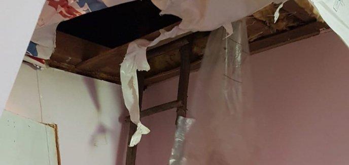 Artykuł: Sąsiadka ''doniosła na niego na policję'', więc ten z zemsty zdemolował jej pokój