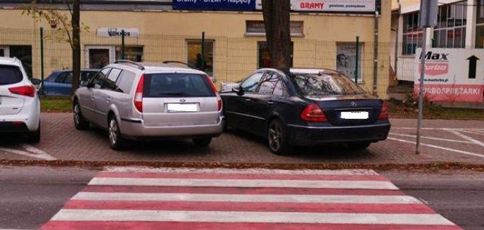 Artykuł: Popisy mistrzów parkowania w Olsztynie