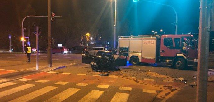 Artykuł: Nie ustąpiła pierwszeństwa przejazdu i toyotą uderzyła w BMW