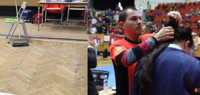 Artykuł: Felerna niedziela w OSiR. Przerwane zawody taekwondo w Uranii, padł system obsługi w Aquasferze [ZDJĘCIA, WIDEO]