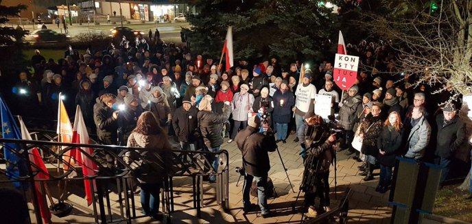 Olsztyńscy sędziowie żądają przywrócenia niezależnego Trybunału Konstytucyjnego. Podjęto ważne uchwały