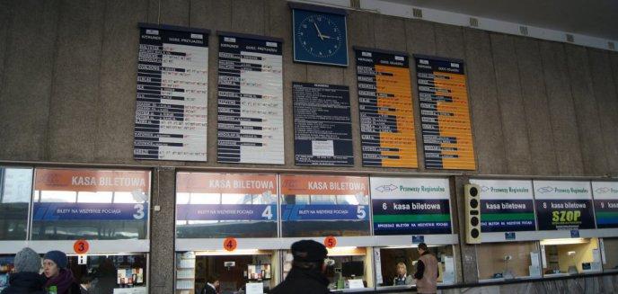 Informacja o wyroku ws. dworca Olsztyn Główny okazała się kaczką dziennikarską