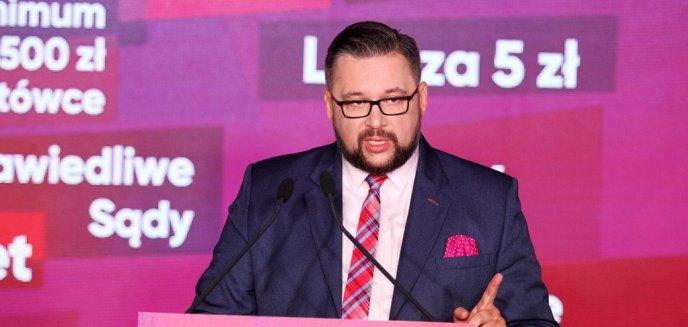 Olsztyński poseł lewicy narzeka na zarobki. Trudno utrzymać się w Warszawie za 9 tys. zł