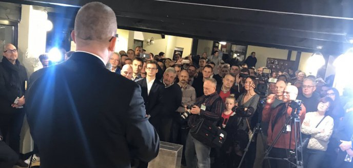 Prawybory Konfederacji na Warmii i Mazurach. Na czele Krzysztof Bosak [ZDJĘCIA, WIDEO]