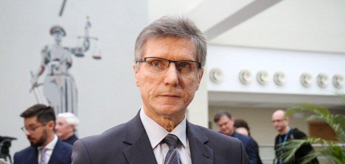 Artykuł: Czesław Jerzy Małkowski: Popełniłem błąd, ale prawa nie złamałem [WIDEO]