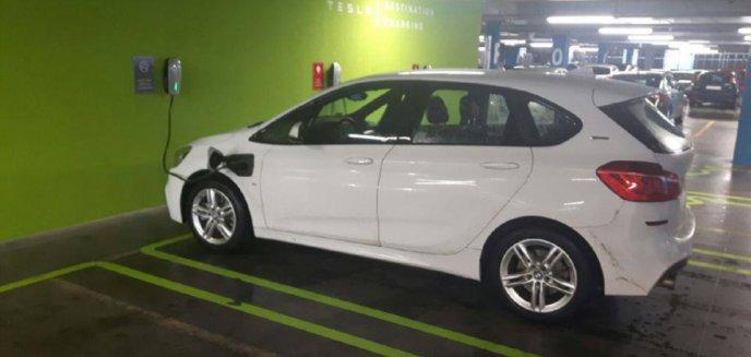 Artykuł: W Olsztynie powstanie 100 punktów ładowania samochodów elektrycznych