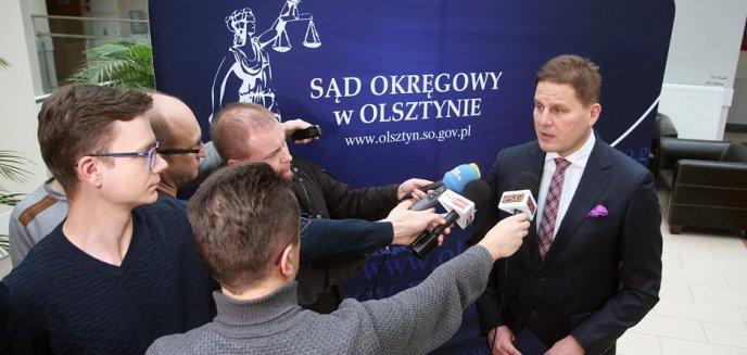 Prezes sądu rejonowego cofnął delegację służbową sędziemu Pawłowi Juszczyszynowi [WIDEO]