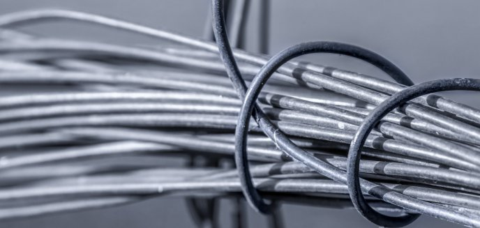 Artykuł: Pomysłowość złodziei nie zna granic. Ukradli z budowy... kable