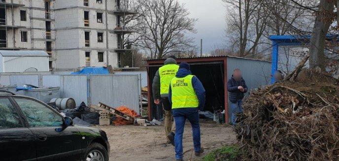 Artykuł: Mołdawska firma zatrudniała nielegalnie pracowników na budowy w naszym regionie