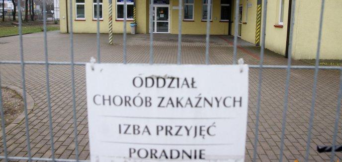 Koronawirus. 3 zakażenia w regionie, 2 w powiecie olsztyńskim