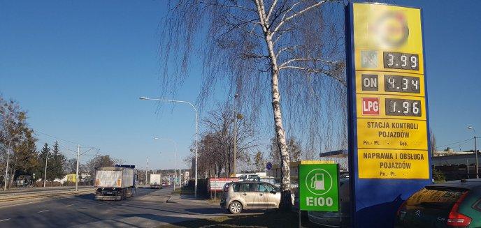 Artykuł: Paliwo w Olsztynie za mniej niż 4 zł za litr! Nie było tak tanio od 2009 roku...