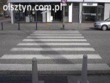 Tragiczny wypadek na przejściu dla pieszych