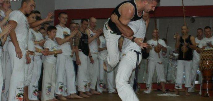 Artykuł: Trwa tydzień z Capoeirą - zobacz relację wideo!