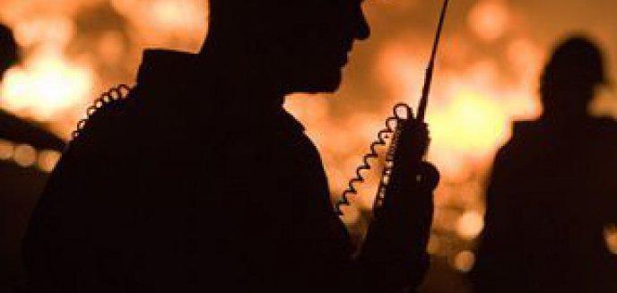 Artykuł: Pożar na Osiedlu Mazurskim