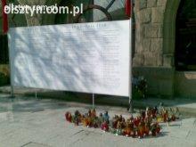 Ul. Kaczyńskich, Płoskiego, a może wszystkich ofiar? - Dowiemy się w maju!
