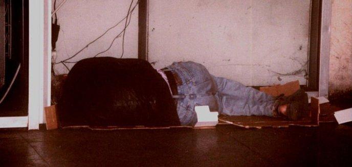 Artykuł: Bezdomny na wakacjach