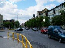 Roboty drogowe na skrzyżowaniu przy olsztyńskiej Filharmonii