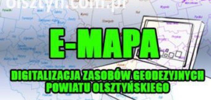 E Mapa Wiadomosci Dla Slowa E Mapa Olsztyn