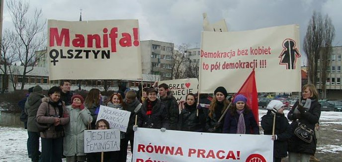 Artykuł: Rusza druga olsztyńska Manifa